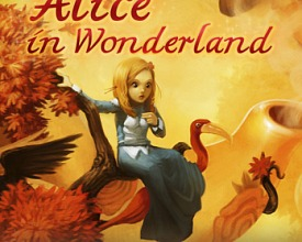 [broken] Making of Alice in Wonderland