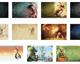 Wallpapers of 2011