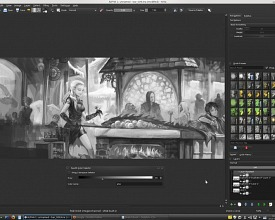 Tips for working with values in Krita