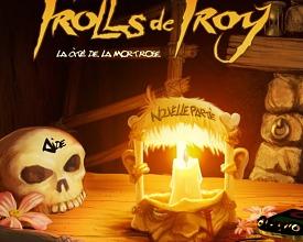 Troll de Troy, La mort Rose
