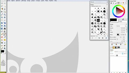 Installing Gimp-painter on Windows