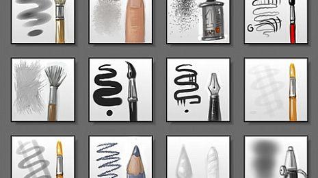 Mypaint brushes V3