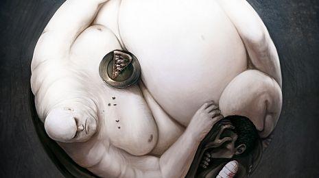 Yin and Yang of world hunger