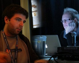 2010 Blender Conf with A.Goralczyk