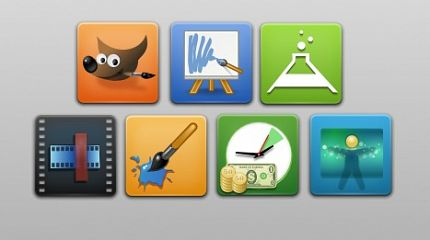 Custom Faenza icons for applications