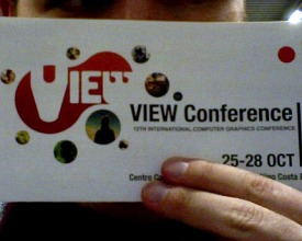 Two days detailed at Viewconference 2011