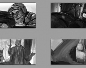 Tears-of-Steel making-of: storyboard workflow