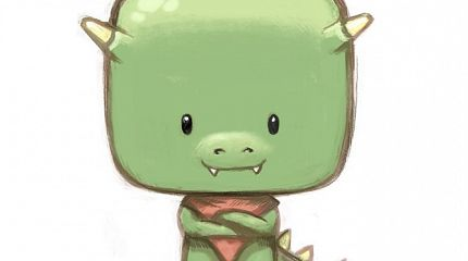 Contest : Revamp Konqui KDE's mascot