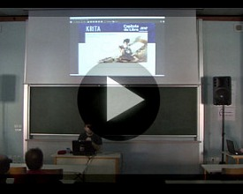 Krita 2.6: video de presentation (Capitole du libre 2012)