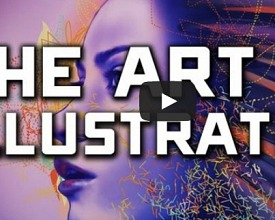 Derivation: The Art of Illustration on PBS