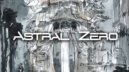 "Concept-art and preproduction for a webcomic project ""Astral Zero"""