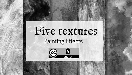 Five traditional textures