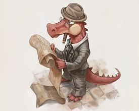 Economist dragon