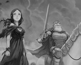 ep33 WIP: grayscale step