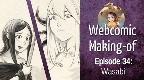 Production report episode 34: Wasabi