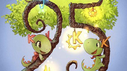 KDE's 25th Anniversary
