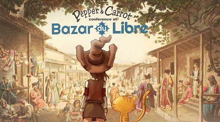 Bazar du Libre 2015