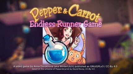 Endless Runner Game by WinterLicht