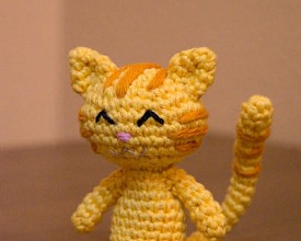 Pepper&Carrot derivation: crochet adaptation by Talime