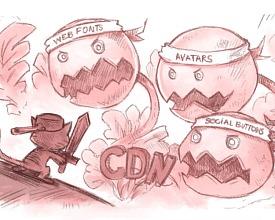My fight against CDN libraries