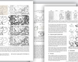 Scientific Paper: Sketch to Line-art by Waseda University