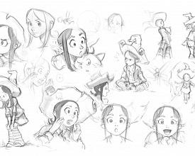 episode 7 sketches