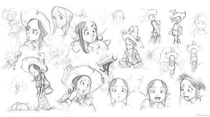 episode 7 sketches