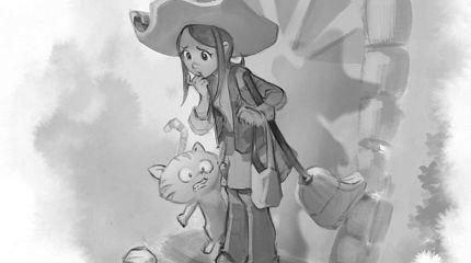Sketch for episode 9