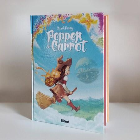 Photo of the Glénat publishing book 1