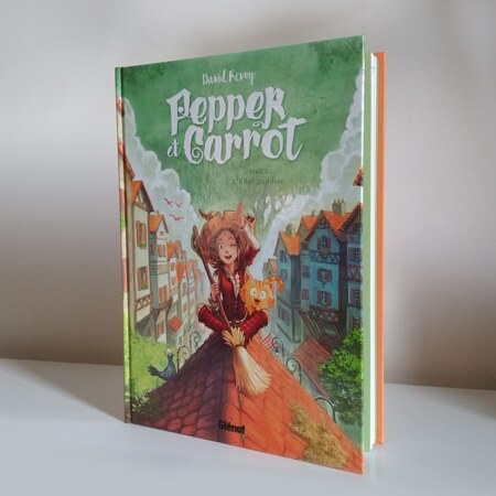 Photo of the Glénat publishing book 2